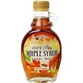 Maple Syrup,  100% pure - 189ml