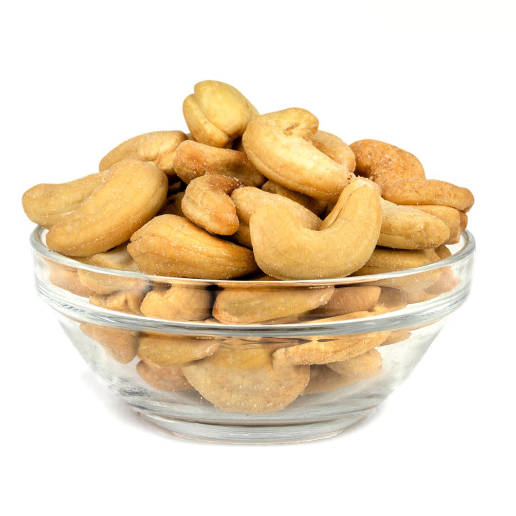Cashews, roasted & salted - 200g