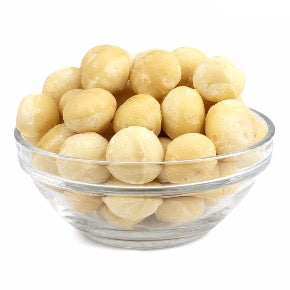 Macadamia, roasted & salted - 200g