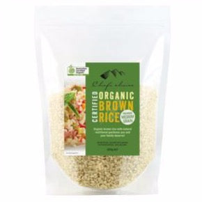 Rice, Organic Brown - 500g