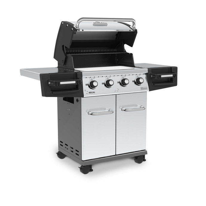 Broil King Regal S420 PRO & 420 PRO - Babe's BBQ Warehouse