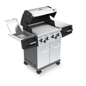 Broil King Regal S490 PRO IR (Infrared) - Babe's BBQ Warehouse