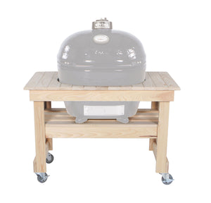 Primo Cypress Table Compact for Oval XL 400 - Babe's BBQ Warehouse
