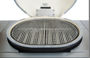 Primo Oval G420 Gas Grill 21,000 BTU - Head for Built In Applications - Babe's BBQ Warehouse