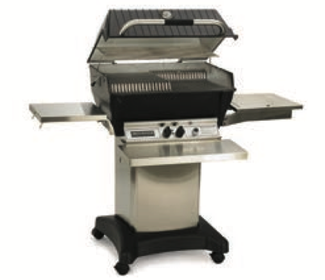 Broilmaster P3SX Super Premium Gas Grill Head - Babe's BBQ Warehouse