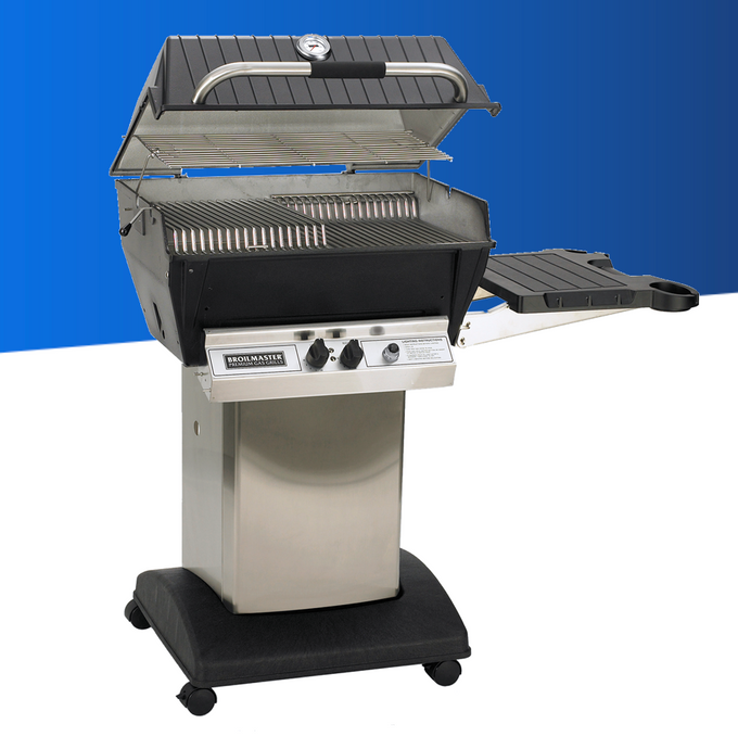 Broilmaster P3XF Premium Gas Grill Head - Babe's BBQ Warehouse