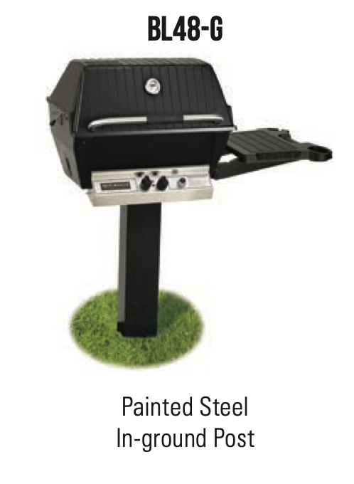 Broilmaster Deluxe Gas Grill Package 2 - Babe's BBQ Warehouse