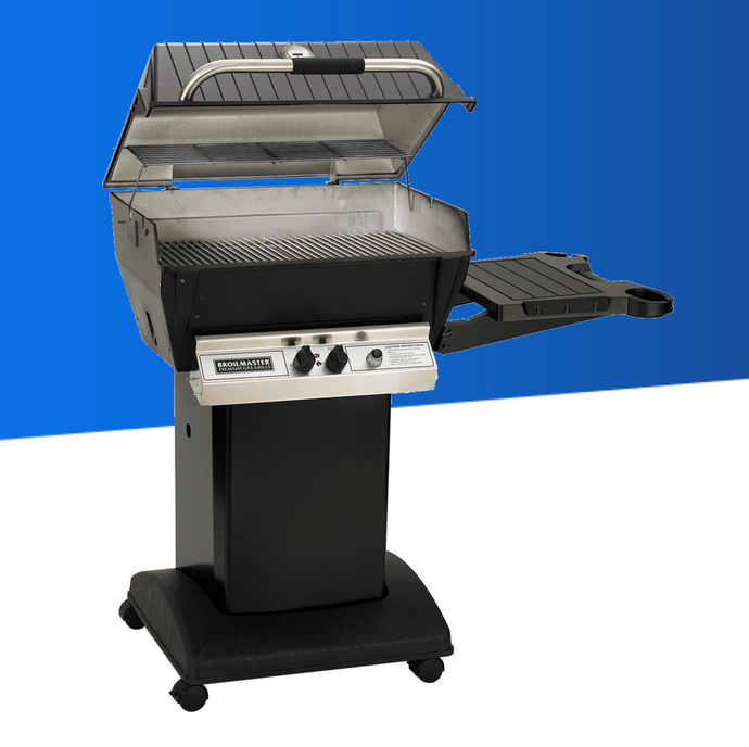 Broilmaster Deluxe Grill Package 1 - Babe's BBQ Warehouse
