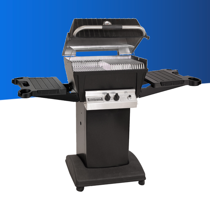 Broilmaster P4FX Deluxe Grill Head - Babe's BBQ Warehouse