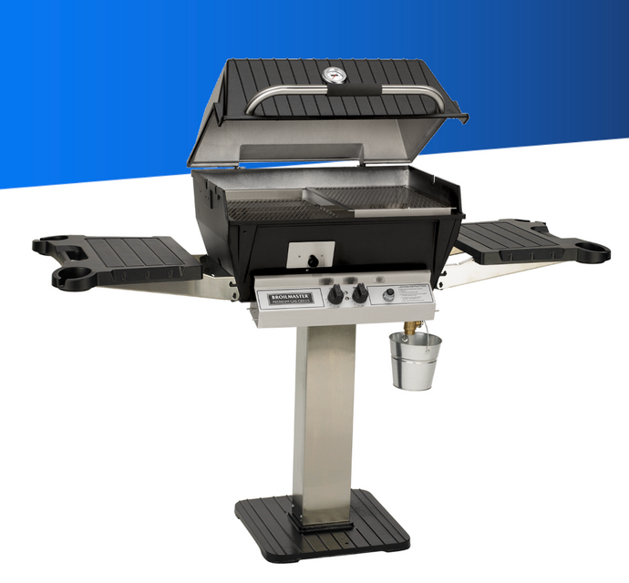 Broilmaster Q3X Grill Head (Slow Cooker Series) - Babe's BBQ Warehouse