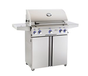 "American Outdoor Grill ""L"" Series Portable Grill (24 in, 30 in, & 36 in) - Babe's BBQ Warehouse"