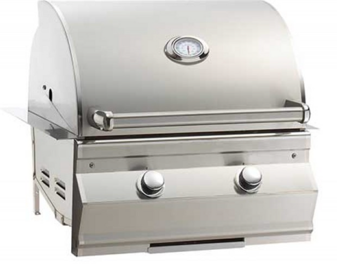 Fire Magic Choice C43 Grill (Built-In, Patio & Post) - Babe's BBQ Warehouse