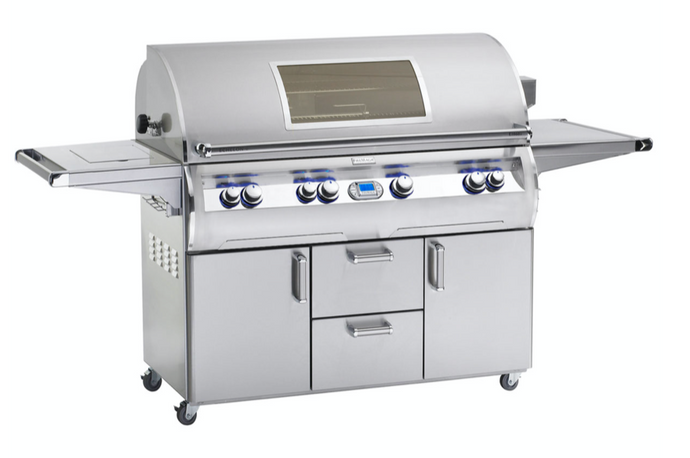 Fire Magic Echelon Diamond E1060s Portable Grill (48 inch) - Babe's BBQ Warehouse
