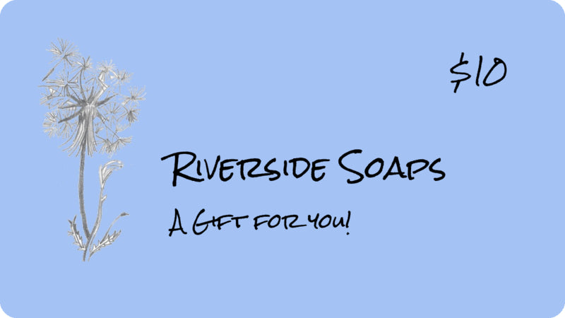 Riverside Soaps Gift Card