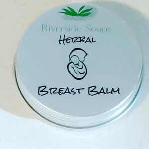 Herbal Breast Balm