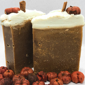 October Soap of the Month - Pumpkin Spice Latté