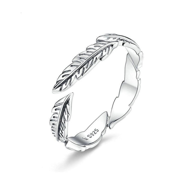 Free size adjustable ring made with 925 sterling Silver