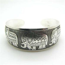 Load image into Gallery viewer, BLUELANDS Handmade Authentic Tibetan Elephant Totem Bangle Bracelet