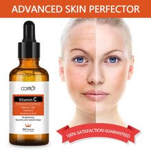 Load image into Gallery viewer, COSPROF Professional Vitamin C Serum Facial Rejuvinator with Vitamins C & E + Hyluronic Acid