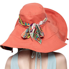 Load image into Gallery viewer, UGLY FISH Large Brim Floppy Summer Beach Sun Hat