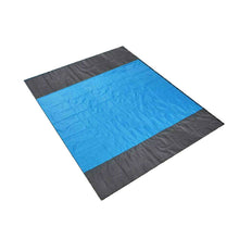 Load image into Gallery viewer, Outdoor Sand Free Beach Mat for Beach & Camping