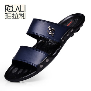 POLALI   Men's Designer Casual Summer/Beach Sandals