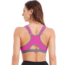 Load image into Gallery viewer, Women's Maximum Support Push-up Athletic Workout Top
