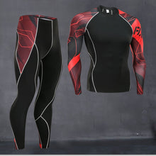Load image into Gallery viewer, Thermal Compression Workout Fitness Active Wear for Men