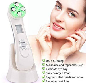 ForeverLilly   6 in 1 LED Rejuvinating Skin Toning Device