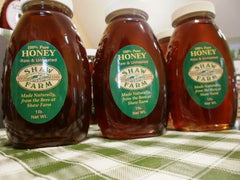 Shaw Farm Honey and Other Honey Products