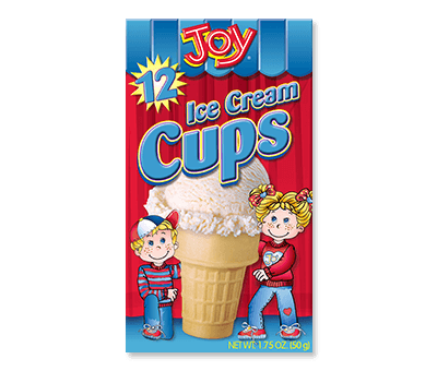 Joy - Regular Ice Cream Cones pk/24