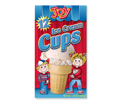 Joy - Regular Ice Cream Cones pk/12