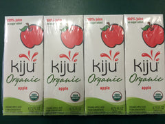 Kiju Organic Apple Juice Boxes