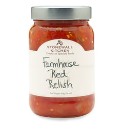Farmhouse Red Relish