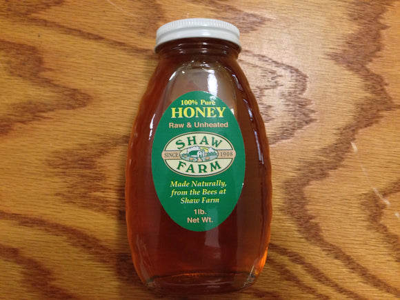 Honey 1 Pound Plastic