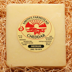 Smith's Farmstand - Medium Cheddar