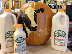 Pumpkin Spice Egg Nog 1/2 Gallon