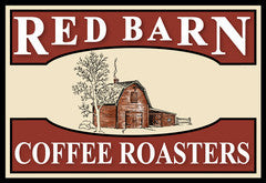 Red Barn Blend - ORGANIC Regular - Whole Bean Coffee