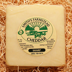 Smith's Farmstand - Sharp Cheddar