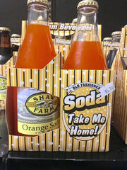 Shaw Farm Orange Soda-4 pack