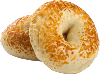 Bagels, Asiago Cheese, Pk/6