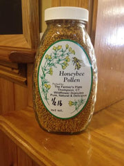 Honey Bee Pollen Granules