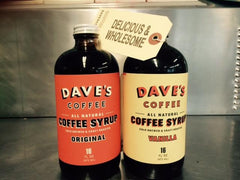Dave's All Natural Original Coffee Syrup