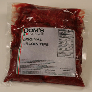 Dom's - Sirloin Tips Original