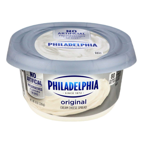 Philadelphia Cream Cheese 8oz