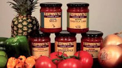 Laurel Hill Pineapple Salsa