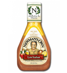 Newmans Own Lite Italian Dressing