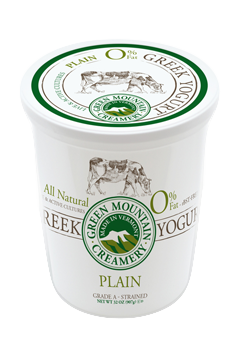 Green Mountain - Greek Yogurt - Plain - 32 ounce