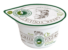 Green Mountain - Greek Yogurt - Plain - 6 oz.