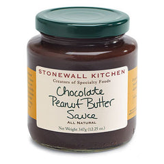 Stonewall Kitchen - Chocolate Peanut Butter Sauce
